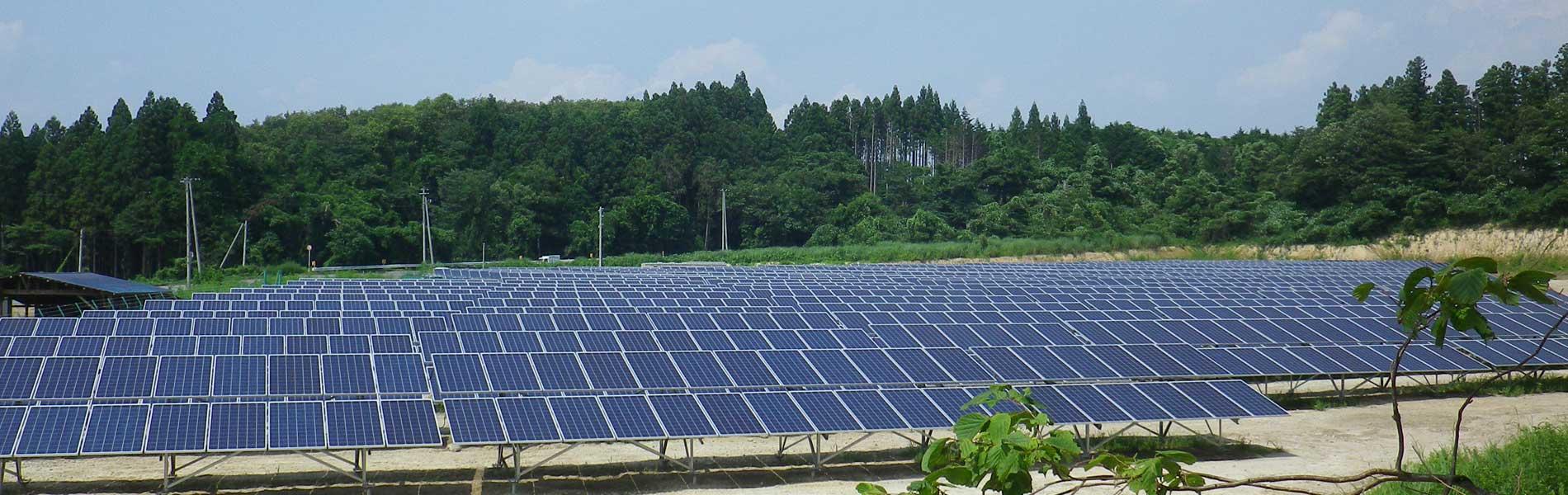 再生エネルギー発電事業